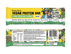 Botanika Blends Protein Bars