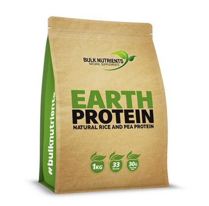 Bulk Nutrients Earth Protein