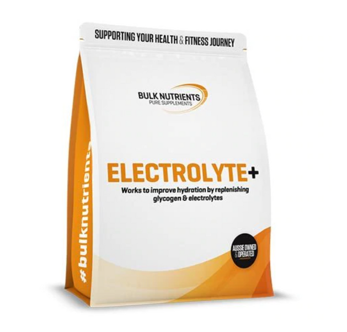 Bulk Nutrients Electrolyte Plus