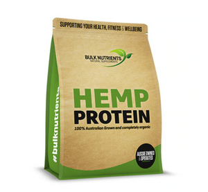 Bulk Nutrients Hemp Protein