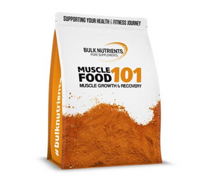 Bulk Nutrients Muscle Food 101