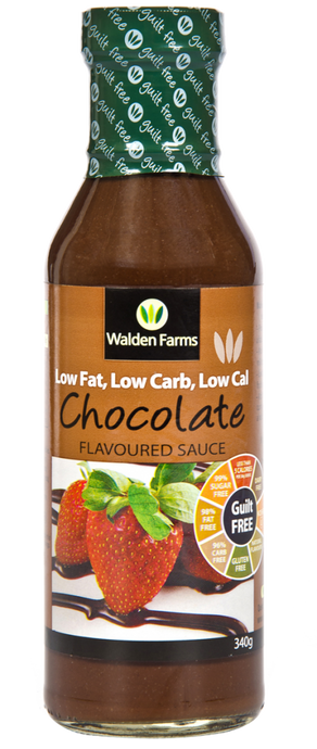 Walden Farms Guilt-Free Sweet Sauces and Syrups Range - Australian Distributor - Oxygen Nutrition