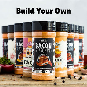 Deliciou Fine Seasonings (BACON SEASONING) - Australian Distributor - Oxygen Nutrition