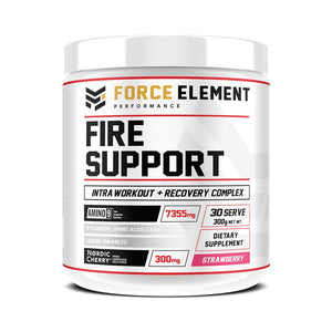 Force Element Fire Support  Intra Workout - Australian Distributor - Oxygen Nutrition