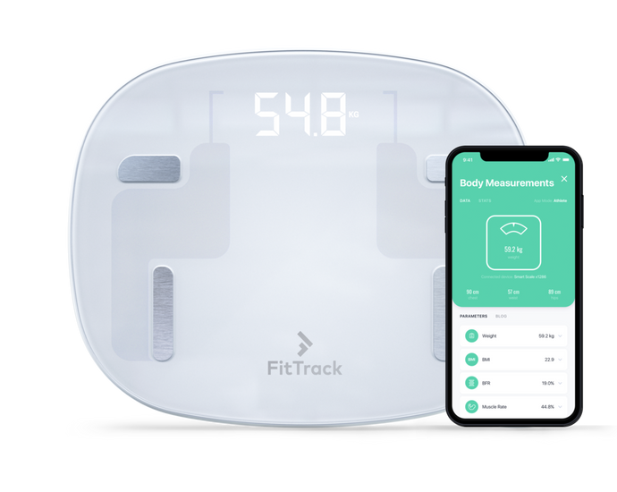 Fittrack Beebo Smart Family Scale