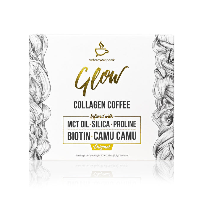 Before You Speak Collagen Coffee GLOW