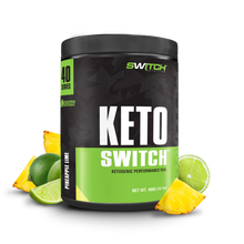 Switch Nutrition Keto Switch 40 serve [ONLINE SPECIAL]