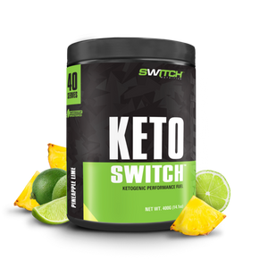Switch Nutrition Keto Switch 40 serve [ONLINE SPECIAL] - Australian Distributor - Oxygen Nutrition