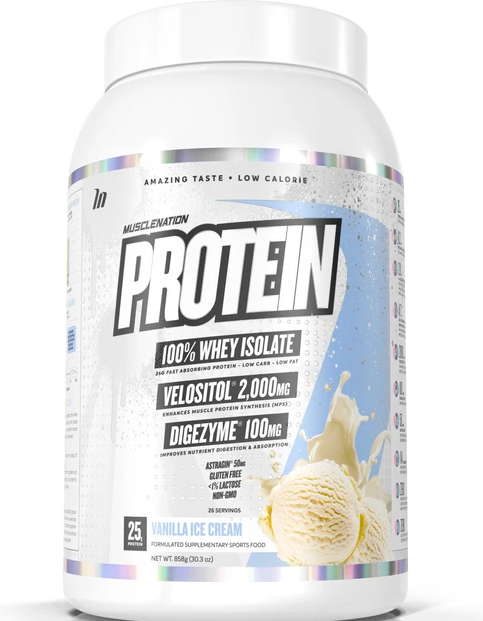 Muscle Nation Protein Isolate