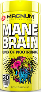 Magnum Nutraceuticals Mane Brain Nootropic