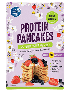 The Protein Bread Co Plant Based Protein Pancake Mix - Australian Distributor - Oxygen Nutrition