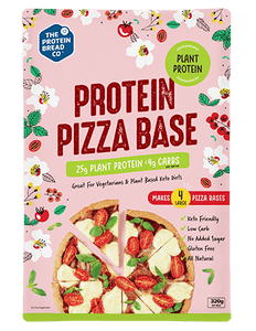 The Protein Bread Co Plant Based Protein Pizza Base Mix - Australian Distributor - Oxygen Nutrition