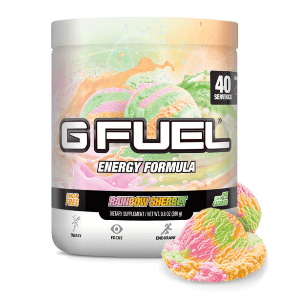 G FUEL High Energy Formula | Best Price | Australian Supplier - Australian Distributor - Oxygen Nutrition