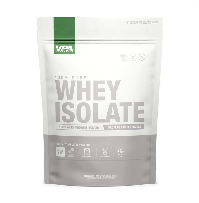 VPA Whey Protein Isolate