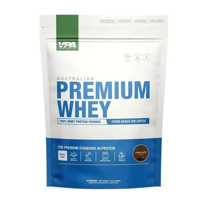 VPA Premium Whey WPC Whey Protein Concentrate