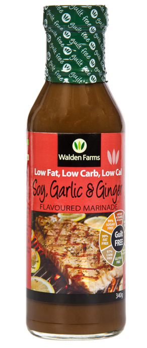 Walden Farms Guilt-Free Sauces Range - Australian Distributor - Oxygen Nutrition
