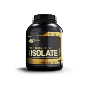 Optimum Nutrition Gold Standard Whey Protein Isolate WPI