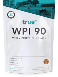 True Protein HASTA Certified WPI Whey Protein Isolate