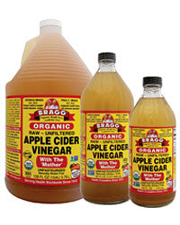 Bragg's Apple Cider Vinegar - Australian Distributor - Oxygen Nutrition