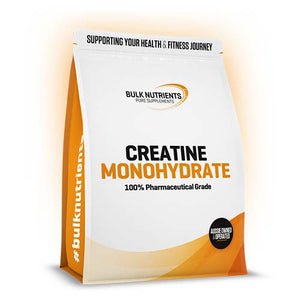 Bulk Nutrients Creatine Monohydrate