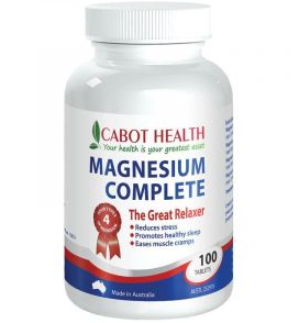 Cabot Health Magnesium Complete