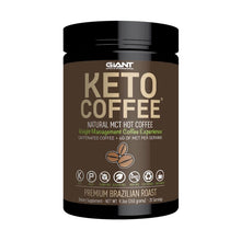 Giant Sports Keto Coffee - Australian Distributor - Oxygen Nutrition