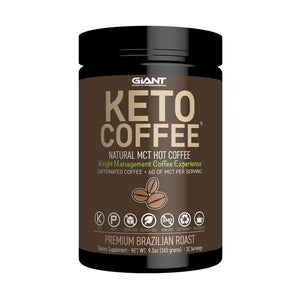 Giant Sports Keto Espresso Coffee - Australian Distributor - Oxygen Nutrition
