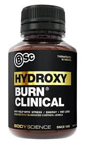 Hydroxyburn Clinical - Australian Distributor - Oxygen Nutrition