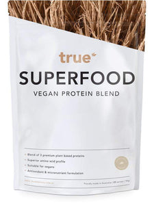 True Protein SUPERFOOD Vegan Protein Blend