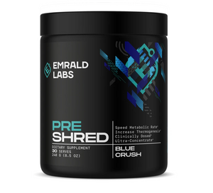 Emerald Labs Pre Shred
