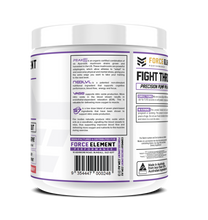 Force Element Fight Through Pump Pre-Workout - Australian Distributor - Oxygen Nutrition