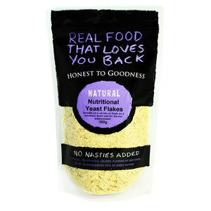 Honest To Goodness Nutritional Yeast 150g - Australian Distributor - Oxygen Nutrition