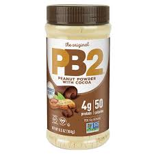 PB2 Peanut Butter Powder with Cocoa - Australian Distributor - Oxygen Nutrition