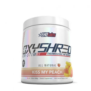 EHP Labs Oxyshred Non-Stim - Australian Distributor - Oxygen Nutrition
