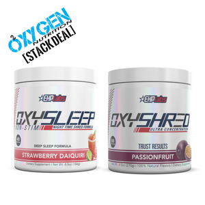 EHP Labs Oxyshred Oxysleep Stack - Australian Distributor - Oxygen Nutrition