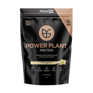 Prana On Power Plant Protein - Australian Distributor - Oxygen Nutrition