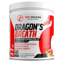 Red Dragon Nutritionals Dragons Breath Pre-Workout