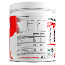 Red Dragon Nutritionals Dragons Breath Pre-Workout - Australian Distributor - Oxygen Nutrition