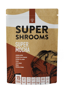 Super Shrooms Super Mocha