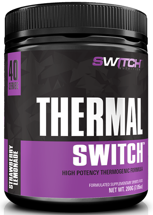 Switch Nutrition Thermal Switch - Australian Distributor - Oxygen Nutrition