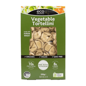Eco Farms Vegetable Tortellini