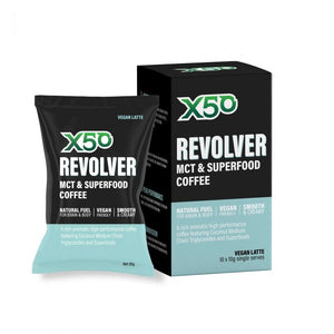 X50 Revolver Vegan Coffee