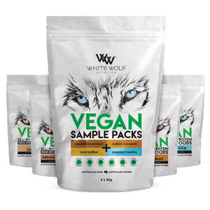 White Wolf All In One Sample Pack