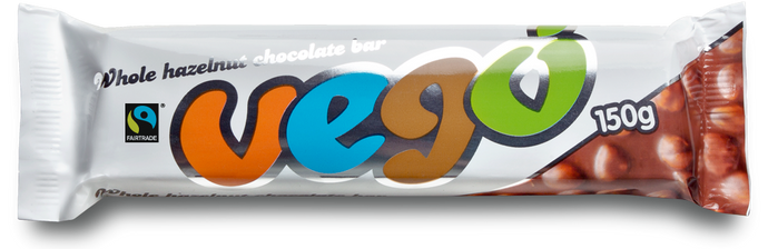 Vego Chocolate Bars