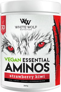 White Wolf Vegan Essential Amino