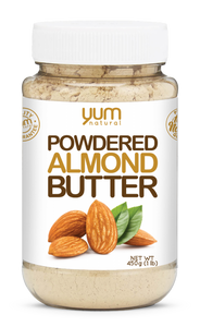 Yum Natural Powdered Almond Butter