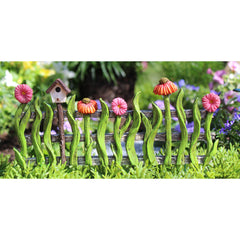 Fairy Garden Flower Fence