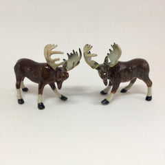 Miniature Ceramic Moose
