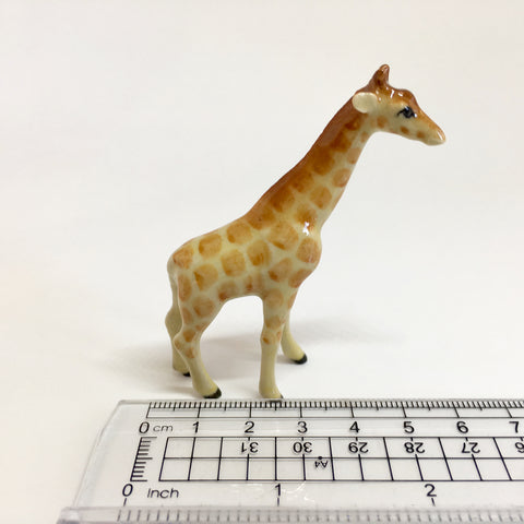 Miniature Ceramic Giraffes