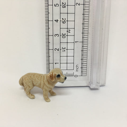 Small Miniature Ceramic Labrador